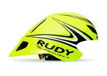 Артикул HL502261 — Каска Rudy Project CHRONO WINGSPAN YELLOW FLUO-BLACK SHINY