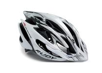 Артикул HL518932 — Каска Rudy Project STERLING MTB WHITE/BLK/SIL /TIT MATTE L