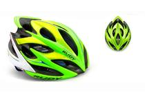 Артикул HL529301CL — Каска Rudy Project WINDMAX CANNONDALE LIME/BLUE/WHITE S-M