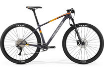 "Артикул 89986 — В-д 19 Merida Big.Nine 3000 К:29"" Р:L(19"") MattDarkSilver/Orange (6110789986)"