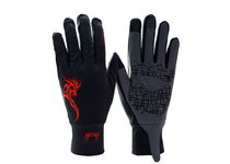 Артикул DVG003 Gloves — Перчатки DAREVIE DVG003 black/red   size M