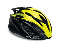 Артикул HL580111 — Каска Rudy Project RACEMASTER YELLOW FLUO-BLACK S-M