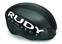 Артикул HL690012 — Шлем Rudy Project BOOST PRO BLACK SHINY - WHITE MATT L