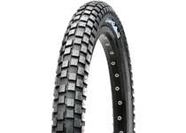 Артикул A00450 — Покрышка Maxxis Holy Roller 20x1 3/8 TPI 60 сталь 70a Single (TB20628000)