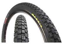 Артикул Н18289 — Покрышка Maxxis Holy Roller 24x1.85 TPI 60 сталь 70a Single (TB49212000)