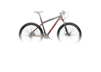 Артикул W518TM — Велосипед MTB Wilier 401 XB Mix XT'16 Black/Red fluo