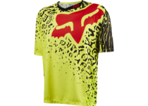 Артикул Н36281 — Велоджерси Fox Demo Cauz SS Jersey Flow Yellow L (15720-130-L)