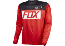 Артикул Н36309 — Велоджерси Fox Indicator LS Jersey Red/Black/White L (17303-056-L)