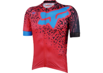 Артикул Н36773 — Веломайка Fox Ascent Comp SS Jersey Neon Red M (15256-531-M)