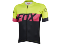 Артикул Н36786 — Веломайка Fox Ascent SS Jersey Flow Yellow XL (15859-130-XL)