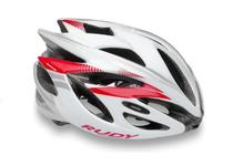 Артикул HL570062 — Каска Rudy Project RUSH WHITE - RUBIN SHINY M