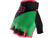 Артикул Н38048 — Велоперчатки Fox Reflex Gel Short Glove Flow Green XXL (13224-395-2X)