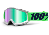 Артикул Н38273 — Очки 100% Accuri Nova / Mirror Green Lens (50210-175-02)