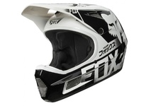 Артикул Н38396 — Велошлем Fox Rampage Comp Helmet White XL (15999-008-XL)