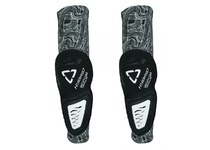 Артикул Н29942 — Налокотники Leatt 3DF Elbow Guard Hybrid Black/White XXL (5015400292)