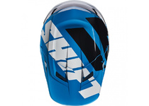 Артикул Н39662 — Козырек к шлему Shift White Tarmac Helmet Visor Blue XL/XXL (18337-002-XL/2XL)