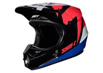 Артикул Н39680 — Мотошлем Shift White Tarmac Helmet Black M (17232-001-M)