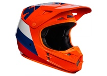 Артикул Н39699 — Мотошлем Shift White Tarmac Helmet Orange XL (17232-009-XL)
