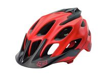 Артикул Н40961 — Велошлем Fox Flux Solid Colors Helmet Matte Red S/M (17785-262-S/M)