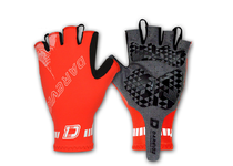 Артикул DVG001 Gloves — Перчатки DAREVIE DVG001 red  size XL