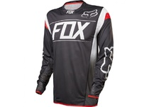 Артикул Н41671 — Велоджерси Fox Flexair DH LS Jersey Black/White S (15221-018-S)