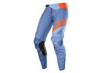 Артикул Н40601 — Мотоштаны Fox Flexair Libra Pant Orange/Blue W30 (14961-592-30)