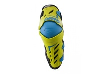 Артикул Н43138 — Наколенники Leatt Dual Axis Knee & Shin Guard Lime/Blue XL/XXL (5017010192)