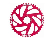 Артикул Н33667 — Звезда задняя Kore Rear Sprocket 40T Shimano 10 SPD Red (KCRR0140RAT)