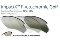 Артикул LE7985G — Линзы RP RYDON ImpactX PHOTOCROMIC Golf