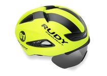 Артикул HL600031 — Каска Rudy Project BOOST 01 + визор YELL FLUO - BLACK MATT S/M