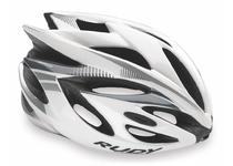 Артикул HL570001 — Каска Rudy Project RUSH WHITE/SILVER SHINY S