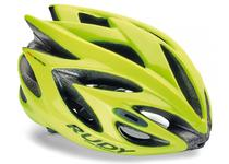 Артикул HL570082 — Каска Rudy Project RUSH YELLOW FLUO SHINY M