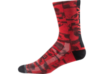 Артикул Н45279 — Носки Fox Creo Trail 8-inch Sock Flame Red S/M (18463-122-S/M)