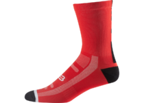 Артикул Н45290 — Носки Fox Logo Trail 8-inch Sock Flame Red L/XL (18464-122-L/XL)
