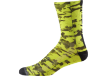 Артикул Н45277 — Носки Fox Creo Trail 8-inch Sock Flow Yellow S/M (18463-130-S/M)