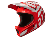 Артикул Н45055 — Велошлем Fox Rampage Race Helmet Red/White XL (18632-054-XL)