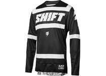 Артикул Н47750 — Мотоджерси Shift Black Strike Jersey Black/White XXL (19311-018-2X)