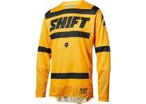Артикул Н47756 — Мотоджерси Shift Black Strike Jersey Yellow XL (19311-005-XL)