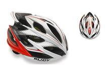 Артикул HL522302 — Каска Rudy Project WINDMAX WH/RED FLUO SHINY L