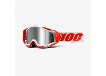 Артикул Н50017 — Очки 100% Racecraft Plus Bilal / Injected Silver Flash Mirror Lens (50120-219-02)