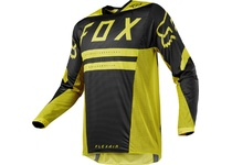 Артикул Н48678 — Мотоджерси Fox Flexair Preest Jersey Dark Yellow XL (19414-547-XL)