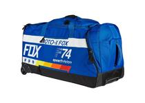 Артикул Н49525 — Сумка Fox Shuttle Roller Draftr Gear Bag Blue (19985-002-NS)