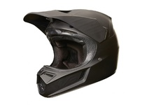 Артикул Н49341 — Мотошлем Fox V3 Carbon Helmet Matte Black XL (19526-255-XL)