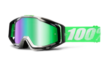 Артикул Н29771 — Очки 100% Racecraft Organic / Mirror Green Lens (50110-116-02)