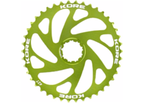 Артикул Н33670 — Звезда задняя Kore Rear Sprocket 42T Shimano 10 SPD Green (KCRR0142EAT)