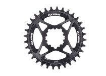 Артикул Н41491 — Звезда Kore Narrow Wide Front Chain Ring SRAM 30T Black (KCRFNW0230BAT)