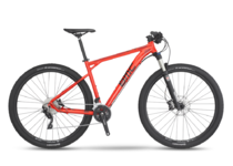 Артикул TE03 — Велосипед MTB BMC Teamelite 03 SLX/XT SuperRed 2016