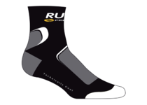 Артикул RU426604 — Носки RP SOCKS COTTON KOMPRESSION BLK/GRAP/WHI L