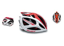 Артикул HL540022 — Каска Rudy Project AIRSTORM WHITE/RED SHINY L