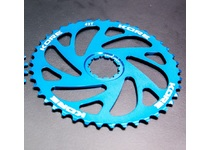 Артикул Н33671 — Звезда задняя Kore Rear Sprocket 42T Shimano 10 SPD Blue (KCRR0142LAT)